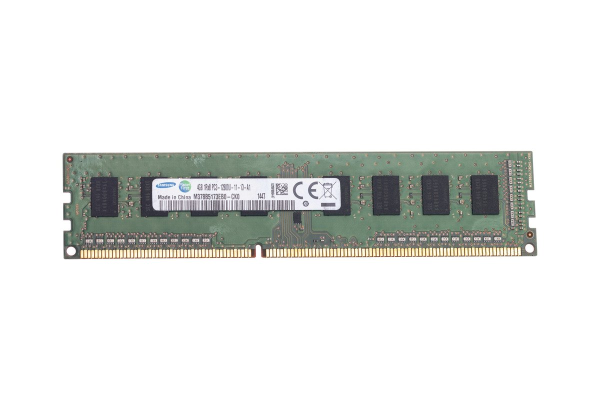 Memory RAM Samsung 4GB DDR3 M378B5173EB0-CK0