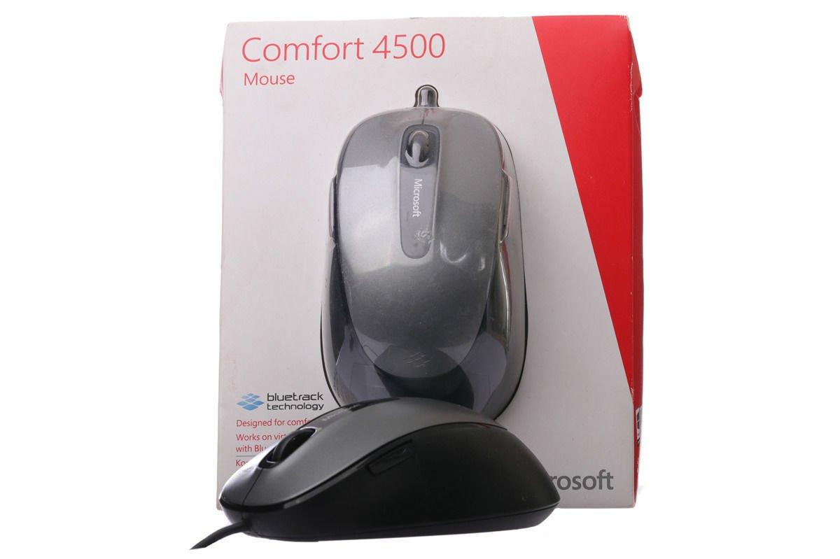 Microsoft Comfort Mouse 4500 4FD-00023 Optical Mouse USB