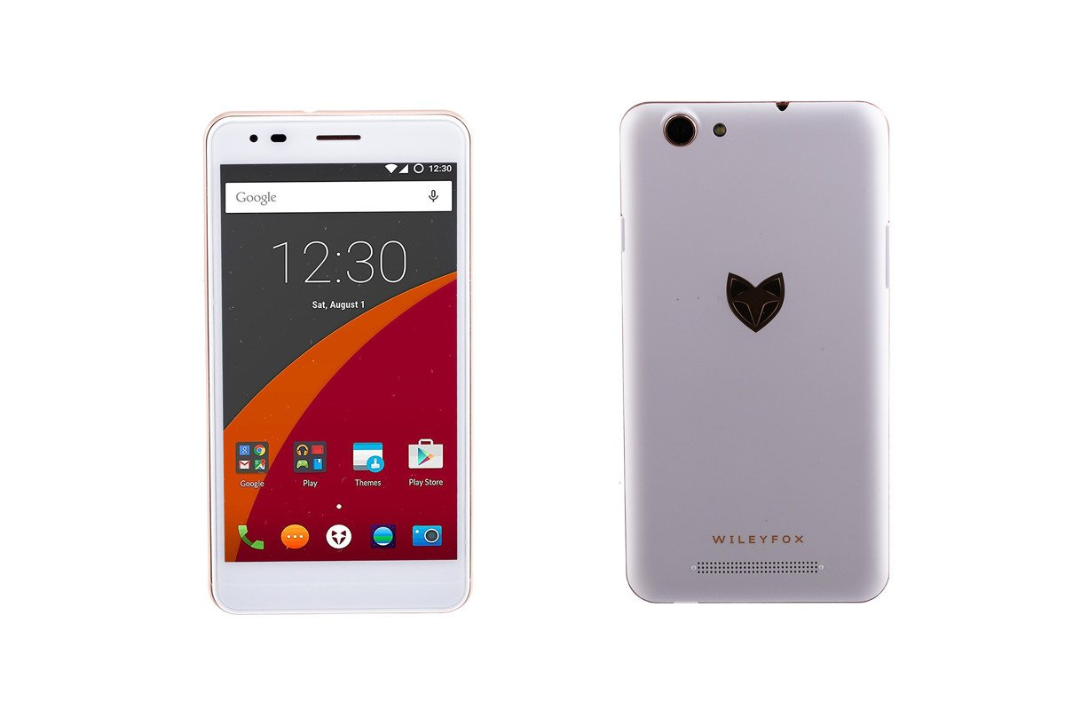 Wileyfox Spark X 16/2GB 4G LTE Android 7.0 Grade B