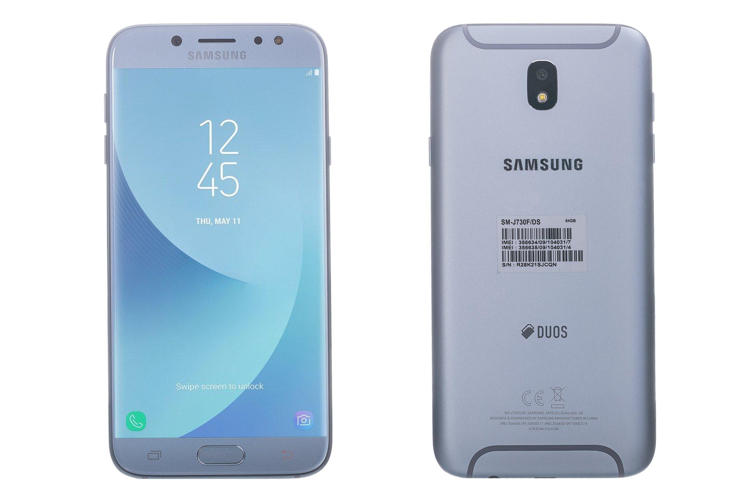 Samsung Galaxy J7 Pro SM-J730F/DS 64GB Blue Silver