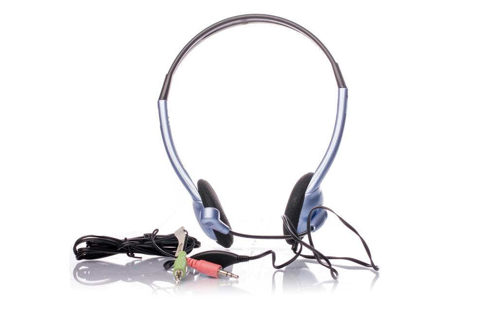 Internet Chat Headset Genius HS-02B call center