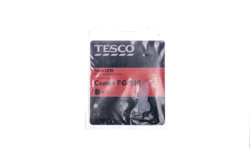 Remanufactured Ink cartridge Tesco Canon PG-510 Black