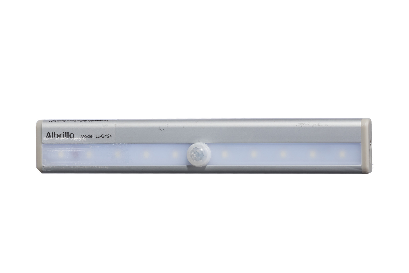 Albrillo LL-GY24 Lampka LED z czujnikiem ruchu